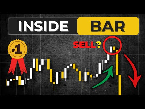 💰 3 Reasons Why Inside bar trading pattern is the BEST