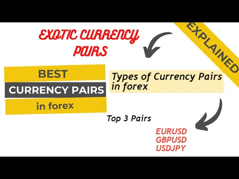 exotic currencies | Exotic Pairs | Best forex pairs to trade